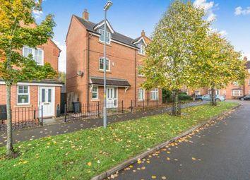 Thumbnail 4 bedroom end terrace house for sale in St. Francis Drive, Kings Norton, Birmingham, West Midlands