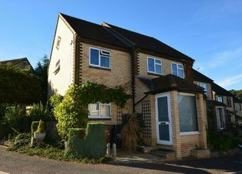 Thumbnail 4 bedroom detached house for sale in Raisins Field Close, Ecton Brook, Northampton