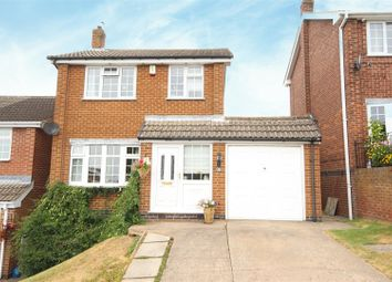 Thumbnail 3 bed detached house for sale in Georgia Drive, Arnold, Nottingham