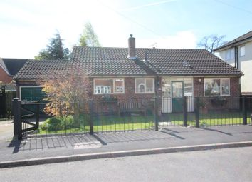 Thumbnail 2 bed detached bungalow for sale in Rykneld Way, Littleover, Derby