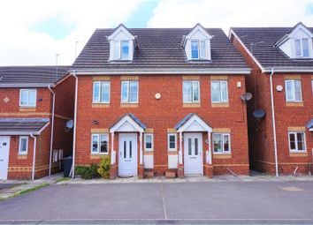 Thumbnail 3 bedroom semi-detached house for sale in Harron Close, Liverpool