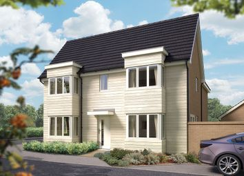 "Thumbnail 3 bed detached house for sale in ""The Sheringham"" at Toddington Lane, Wick, Littlehampton"