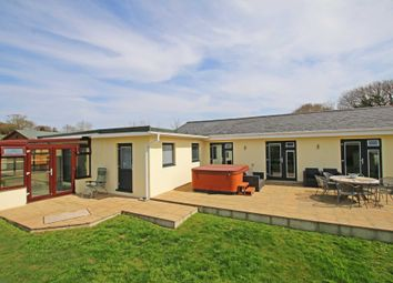 Thumbnail 4 bed bungalow for sale in Les Hamonnets, St. John, Jersey