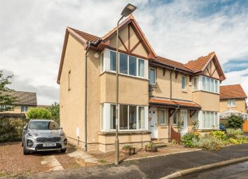 Thumbnail 3 bed semi-detached house for sale in 41 Scarlett Park, Wallyford, Musselburgh