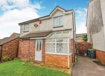 Thumbnail 2 bed semi-detached house for sale in Astoria Close, Thornhill, Cardiff