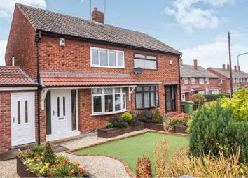 Thumbnail 2 bed semi-detached house for sale in Richardson Road, Thornaby