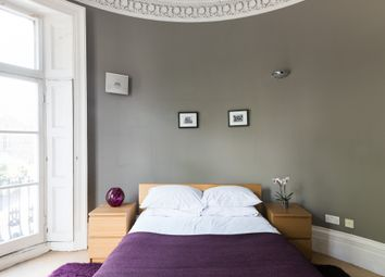 Thumbnail 1 bed flat to rent in Royal Crescent, Holland Park, London
