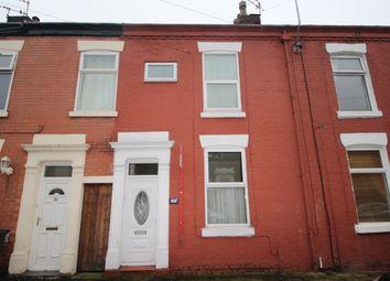 Thumbnail 3 bedroom terraced house for sale in Elliott Street, Preston