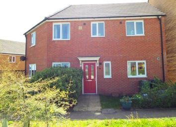 Thumbnail 3 bed detached house for sale in Jupiter Avenue, Cardea, Peterborough, Cambridgeshire
