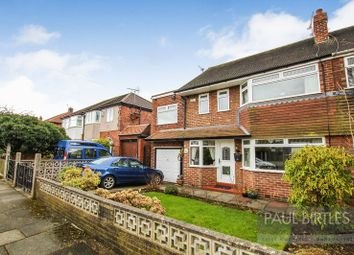 4 bed semi-detached house for sale in Cumberland Road, Urmston, Manchester M41
