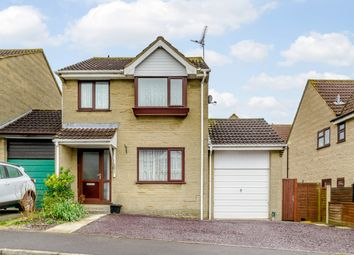 Thumbnail 3 bed detached house for sale in Greenway Close, Wincanton, Somerset