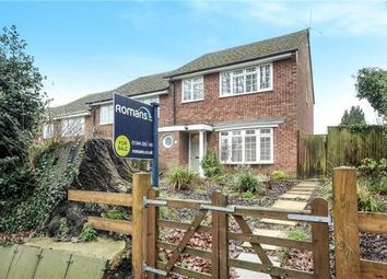 Thumbnail 3 bed end terrace house for sale in Sunninghill Road, Sunninghill, Berkshire