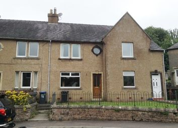 Thumbnail 3 bed flat to rent in Glebe Place, Galashiels, Borders, 3Jw