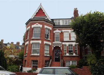 Thumbnail 2 bed flat for sale in Church Crescent, Muswell Hill, London