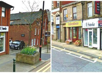 Thumbnail Retail premises for sale in Lord Street, Oldham