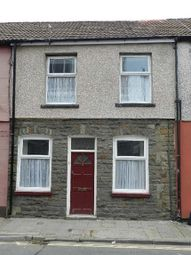 Thumbnail 2 bedroom terraced house for sale in 4 Llwynypia Road, Tonypandy, Rhondda Cynon Taff