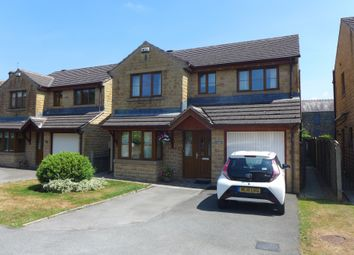Thumbnail 4 bedroom detached house for sale in The Orchard, West Yorkshire