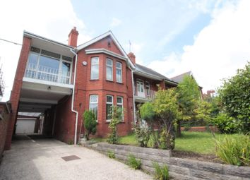 Thumbnail 7 bed semi-detached house for sale in Lake Road West, Roath Park