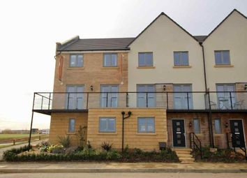 Thumbnail 4 bed town house for sale in Gretton Road, Corby