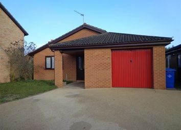 Thumbnail 3 bed detached bungalow for sale in De Havilland Court, Mildenhall, Bury St. Edmunds