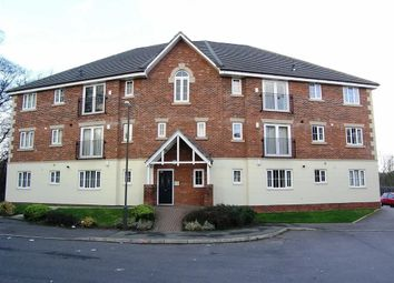 Thumbnail 2 bed flat to rent in St Matthews Close, Sheffield, Derbyshire