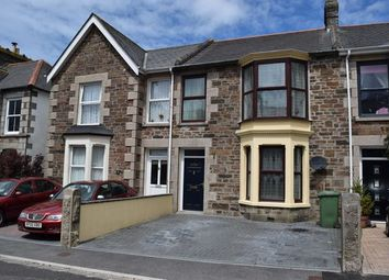 Thumbnail 4 bedroom terraced house for sale in Claremont Road, Redruth