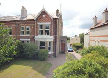 Thumbnail 5 bed semi-detached house for sale in Caldy Road, West Kirby, Wirral