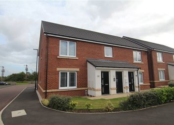Thumbnail 1 bed flat for sale in Hornbeam Close, Gilesgate, Durham
