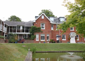 Thumbnail 2 bed flat for sale in Winton Hill, Stockbridge, Hampshire