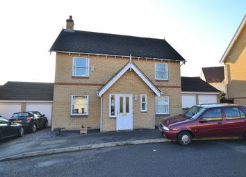 Thumbnail 4 bed detached house for sale in Fitzwalter Road, Flitch Green, Dunmow