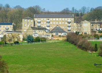 Thumbnail 2 bed flat for sale in Sharp Lane, Almondbury Huddersfield, West Yorkshire