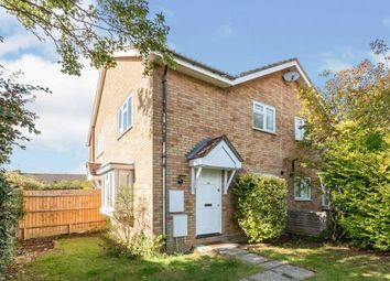 Thumbnail 1 bed end terrace house for sale in Chineham, Basingstoke, Hampshire