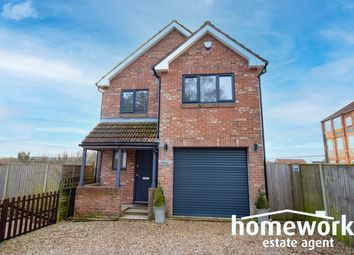 4 bed detached house for sale in Norwich Road, Dereham NR20