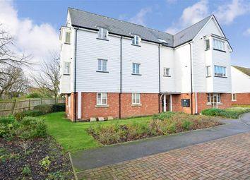 Thumbnail 1 bed flat for sale in Eglington Drive, Wainscott, Rochester, Kent
