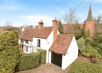 Thumbnail 3 bedroom detached house for sale in Scotland Hill, Sandhurst, Berkshire
