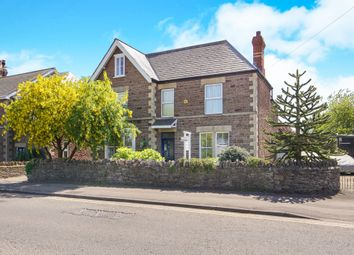 Thumbnail 5 bedroom detached house for sale in Station Road, Yate, Bristol