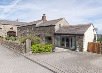 Thumbnail 3 bed barn conversion for sale in Hall Top Mews, Sheffield