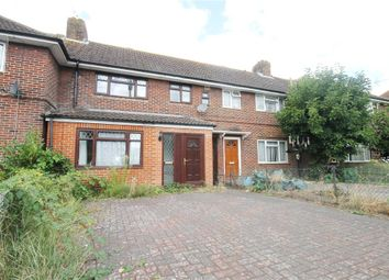 Thumbnail 3 bed terraced house to rent in Kingsley Avenue, Englefield Green