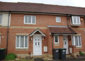 Thumbnail 2 bedroom terraced house to rent in Ensign Drive, Gosport