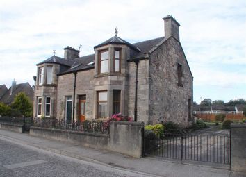 Thumbnail 4 bed semi-detached house for sale in Green Street, Rothes, Aberlour