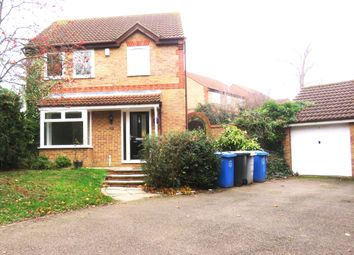 Thumbnail 4 bed detached house for sale in Chatsworth Avenue, Kettering