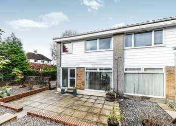 Thumbnail 3 bed semi-detached house for sale in Hunters Avenue, Dumbarton