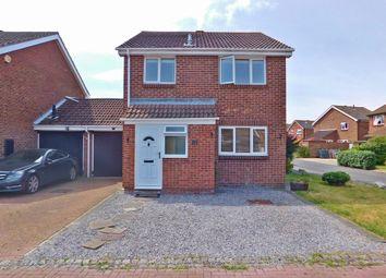 Thumbnail 3 bed link-detached house to rent in Kestrel Close, Stubbington, Fareham