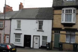 Thumbnail 2 bed cottage to rent in Stow Hill, Newport