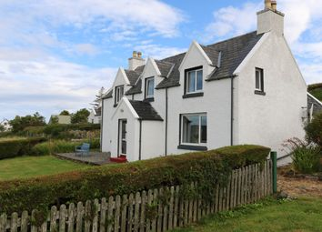 Thumbnail 3 bed cottage for sale in Upper Edinbane, Portree