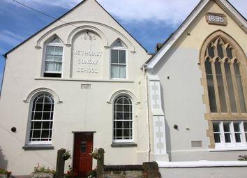 Thumbnail 3 bed semi-detached house for sale in Church Street, Landrake, Saltash