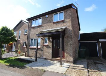Thumbnail 3 bed detached house for sale in Westrope Way, Brickhill, Bedford