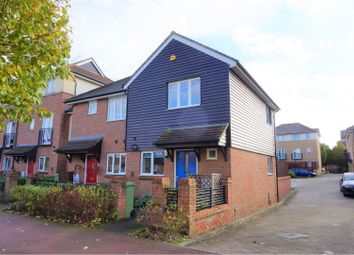 Thumbnail 2 bed end terrace house for sale in Broughton, Milton Keynes