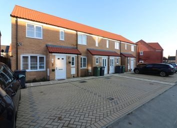 Thumbnail 3 bed end terrace house for sale in Harrier Way, Diss