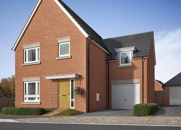 "Thumbnail 4 bed detached house for sale in ""The Scotney"" at Fox Hill, Haywards Heath"